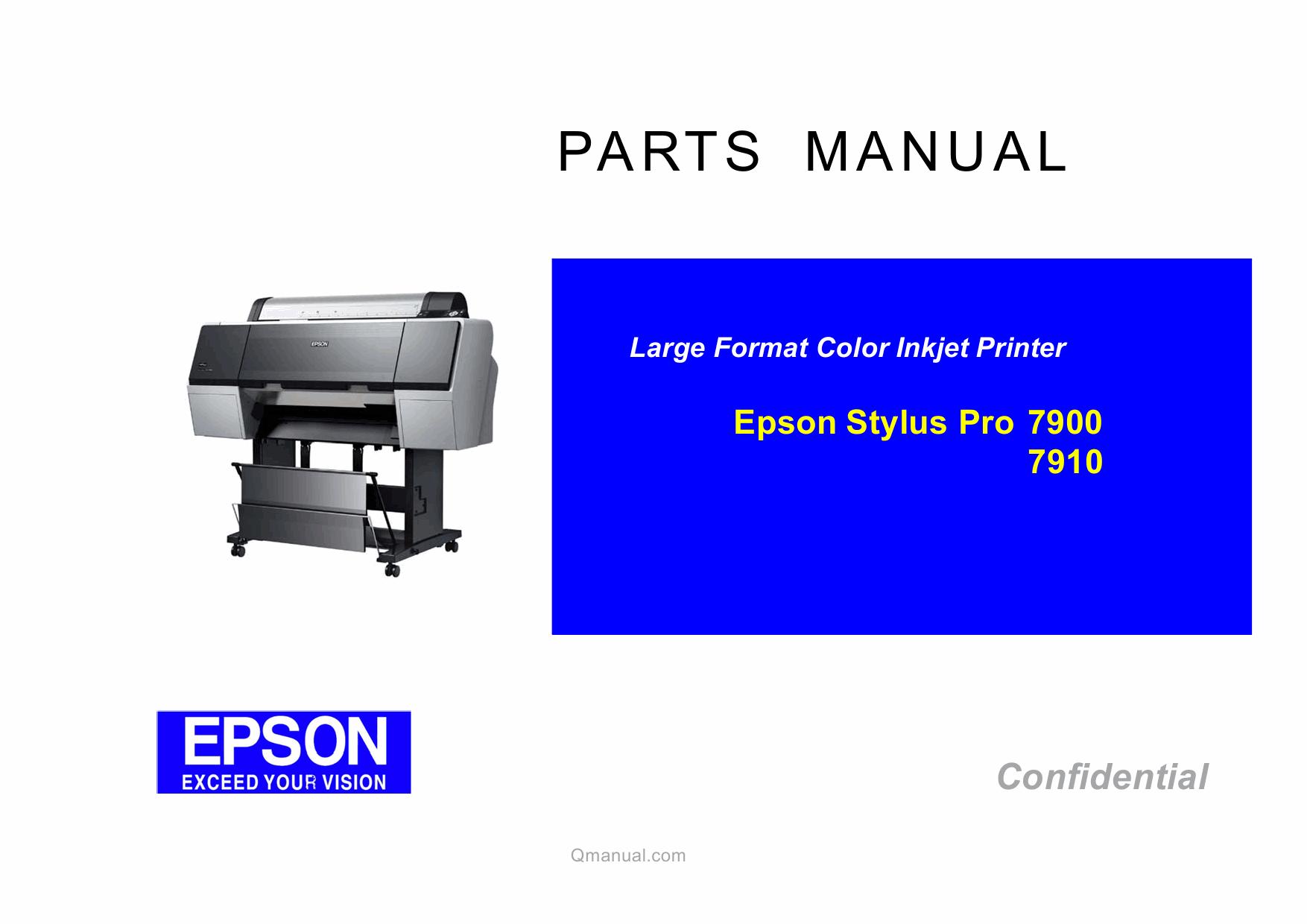 epson styluspro 7900 7910 parts manual epson stylus pro 7890 manual epson pro 7890 manual